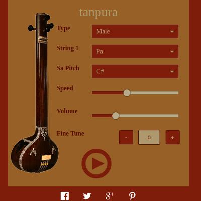 virtual tanpura